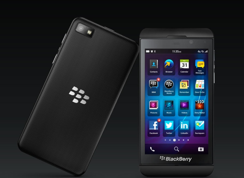 Blackberry Z10 02