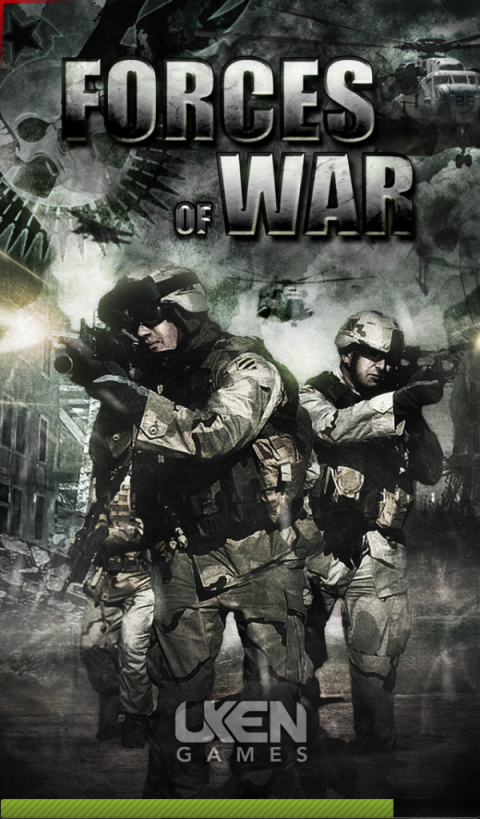Forces of War 01