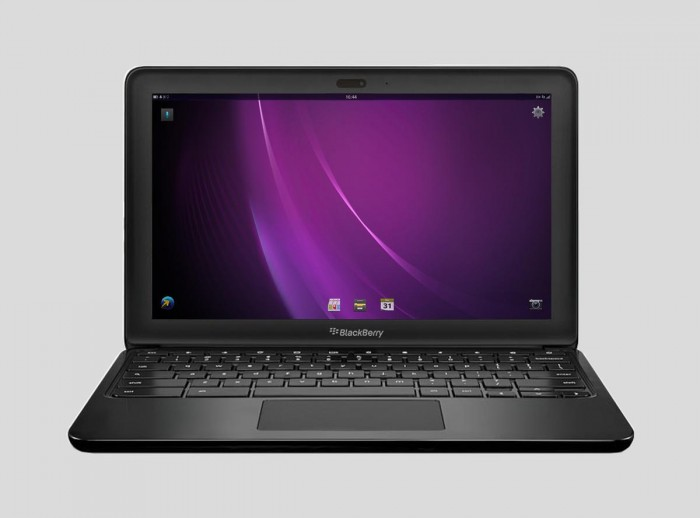 BB 10 Notebook