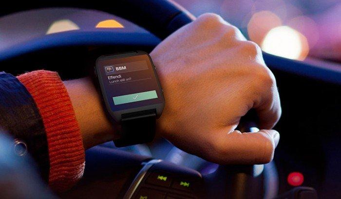 Smartwatch SpeedUp