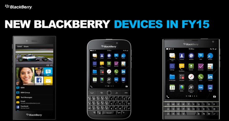 Blackberry 2015