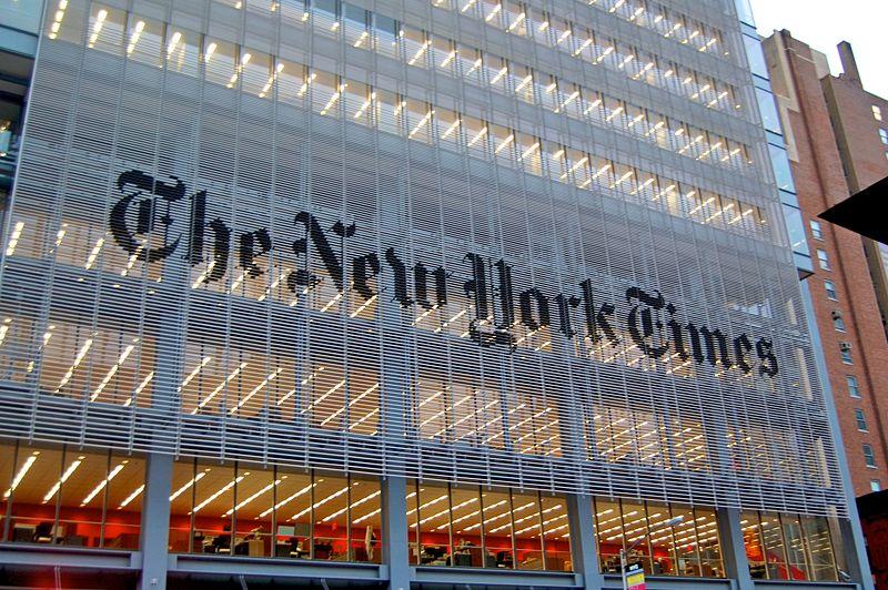 New York Times e BBM