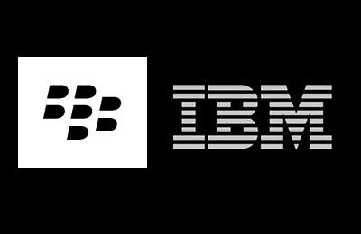 BlackBerry e IBM