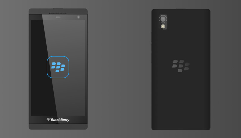 BlackBerry Knight Conceito