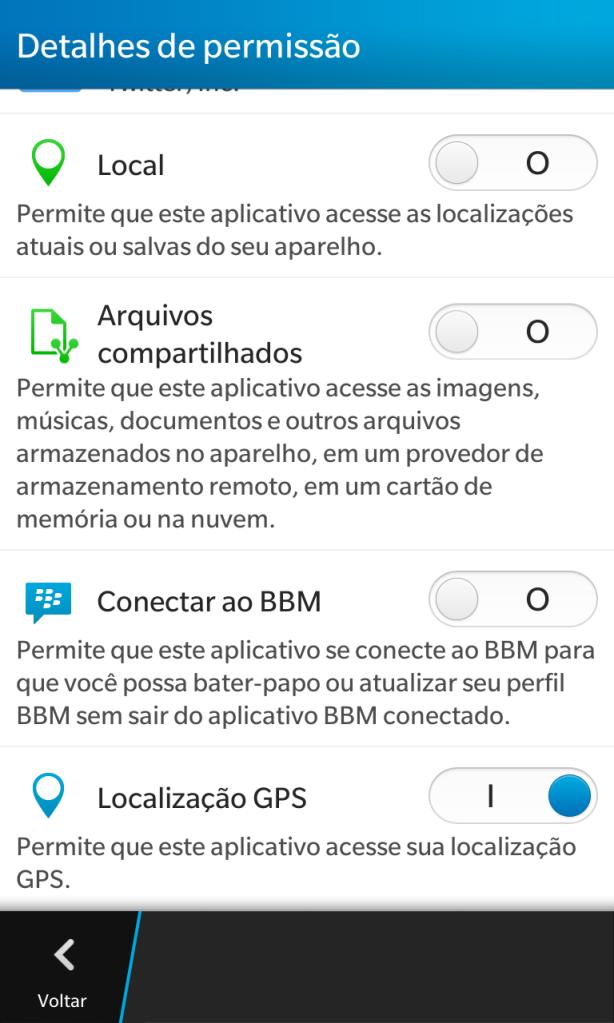 Firewall BlackBerry