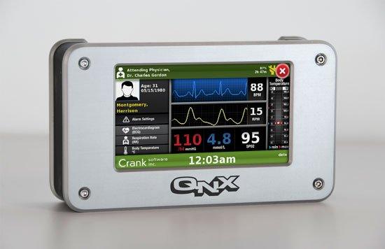 QNX Medico