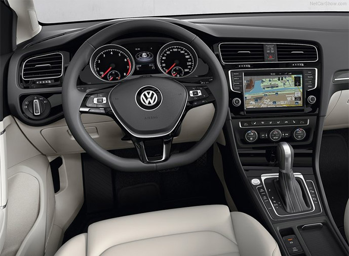 Volkswagem Infotaitement