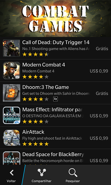 Combat Games 13-08-2014