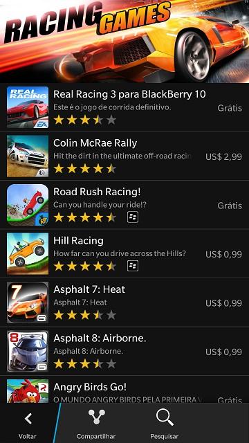 Jogos de corrida 28-08-2014