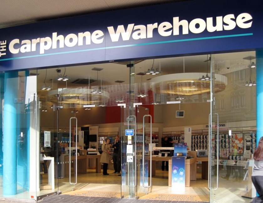 Loja Carphone Warehouse