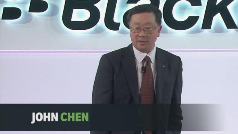 Abertura Apresentacao BB Passport - John Chen