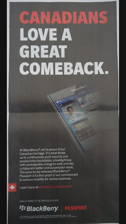 Comercial BB Passport