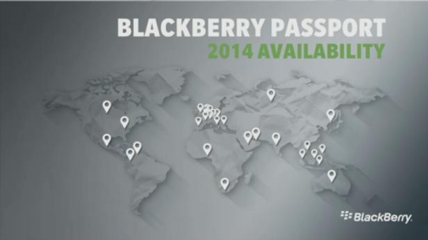 Disponibilidade Passport 2014