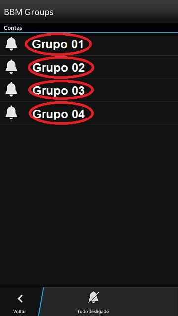 Silenciar Grupo BBM 04