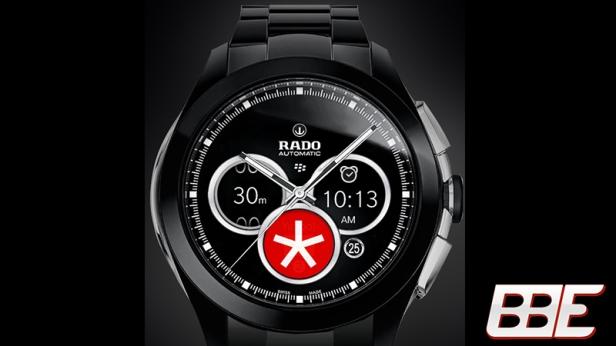 Smartwatch BlackBerry 01
