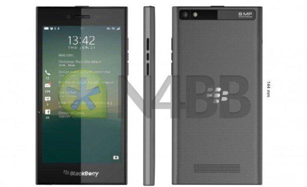 BlackBerry Rio ou Z20