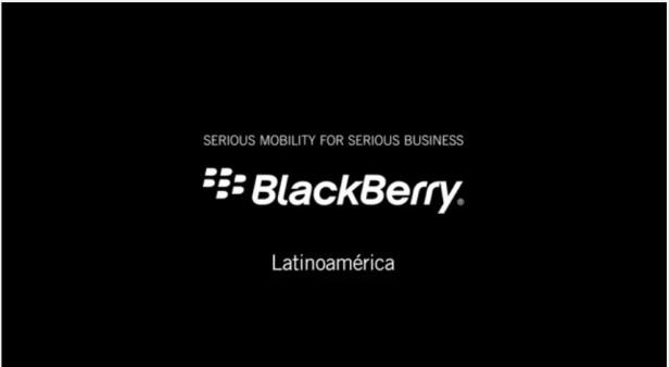 BlackBerry Latin America Video