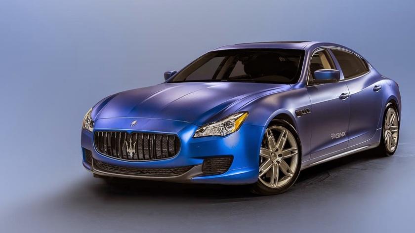 Maserati QNX