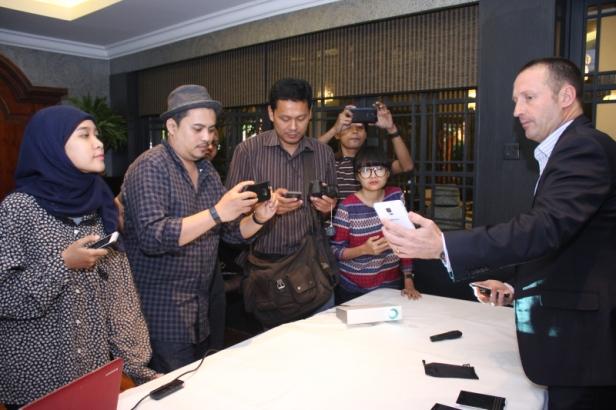 BBM Money pagamentos Indonesia