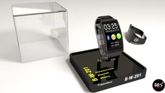 SmartWatch BB 01
