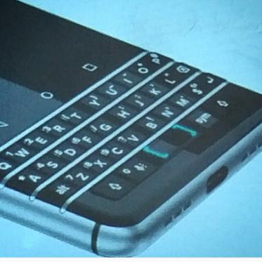 BlackBerry Rome